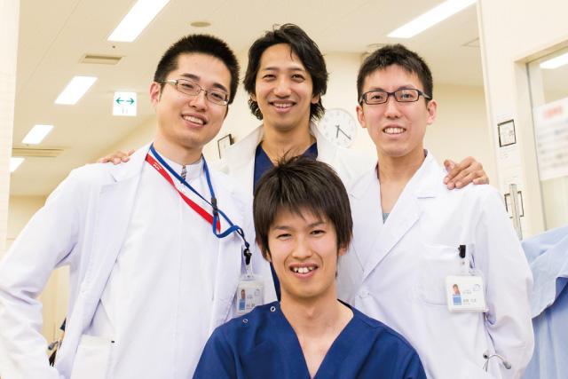 中日新聞リンクト 13号記事「総合大雄会病院(病院を知ろう)」