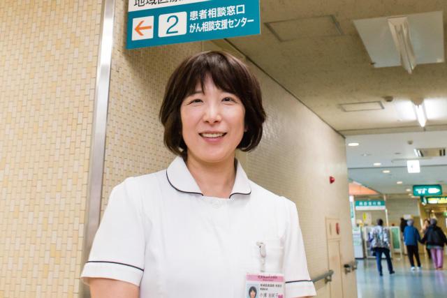 中日新聞リンクト 14号記事「JCHO中京病院 地域医療連携・相談室(シアワセをつなぐ仕事)」