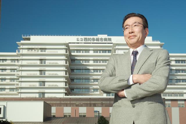 中日新聞リンクト 17号記事「公立西知多総合病院(病院を知ろう)」