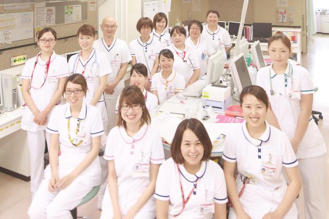 中日新聞リンクト 18号記事「JCHO中京病院 25病棟看護師長(シアワセをつなぐ仕事)」