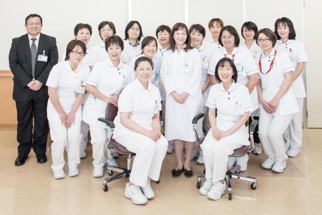 中日新聞リンクト 18号記事「公立西知多総合病院(シアワセをつなぐ仕事)」