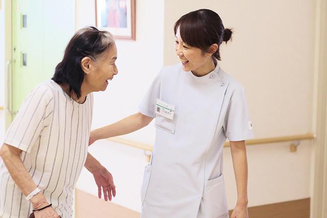 中日新聞リンクト 23号記事「済衆館病院(病院を知ろう)」
