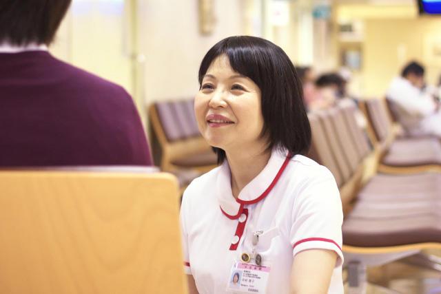 中日新聞リンクト 25号記事「JCHO中京病院(シアワセをつなぐ仕事)」