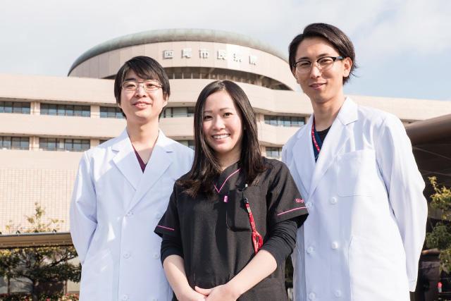 中日新聞リンクト 28号記事「西尾市民病院(病院を知ろう)」