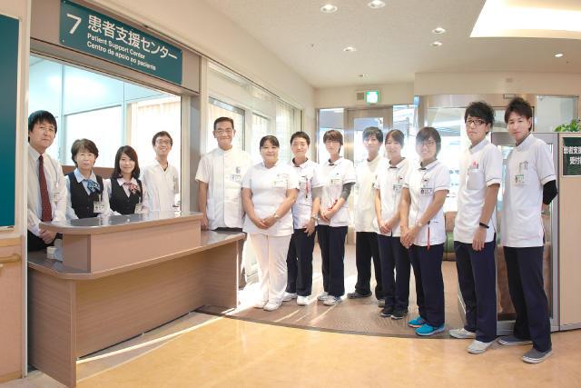 中日新聞リンクト 28号記事「八千代病院(病院を知ろう)」