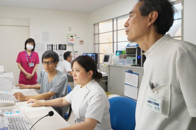 中日新聞リンクト 30号記事「中日病院(病院を知ろう)」