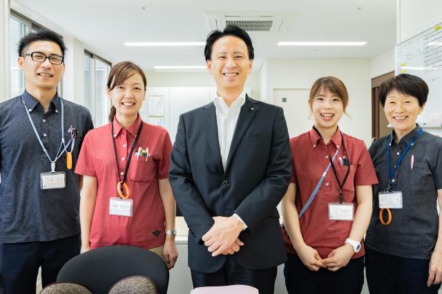 中日新聞リンクト 31号記事「愛生館(病院を知ろう)」