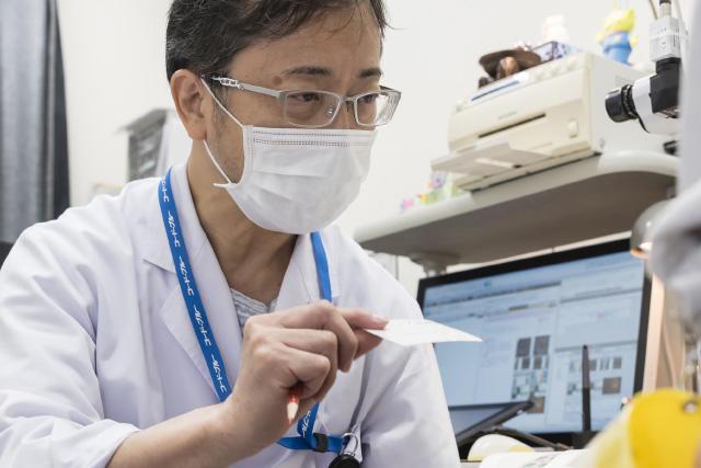 中日新聞リンクト 32号記事「大雄会第一病院(病院を知ろう)」