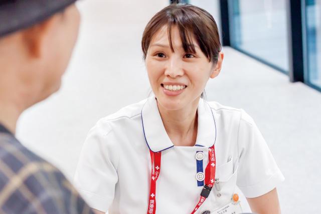 中日新聞リンクト 32号記事「一宮市立市民病院(シアワセをつなぐ仕事)」