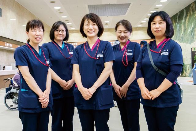 中日新聞リンクト 32号記事「西尾市民病院(病院を知ろう)」