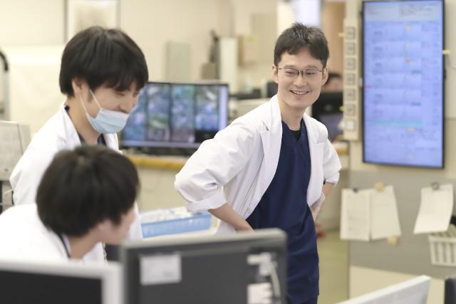 中日新聞リンクト 32号記事「大垣市民病院(病院を知ろう)」