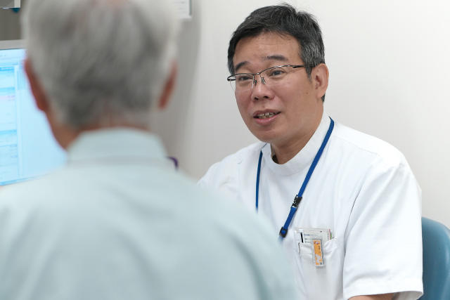 中日新聞リンクト 33号記事「みよし市民病院(病院を知ろう)」