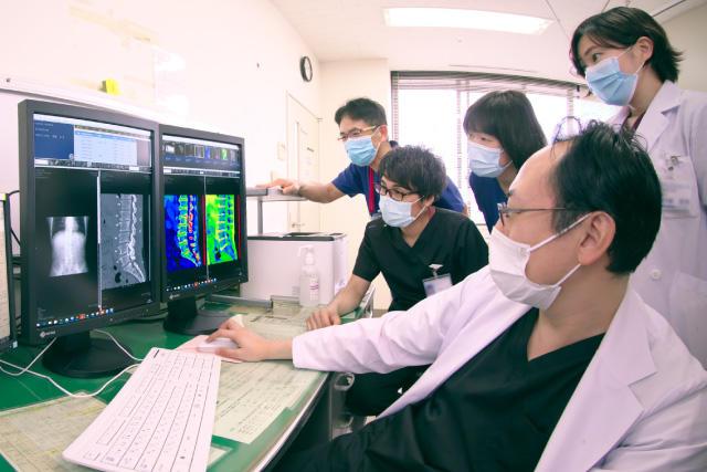 中日新聞リンクト 33号記事「西尾市民病院(病院を知ろう)」